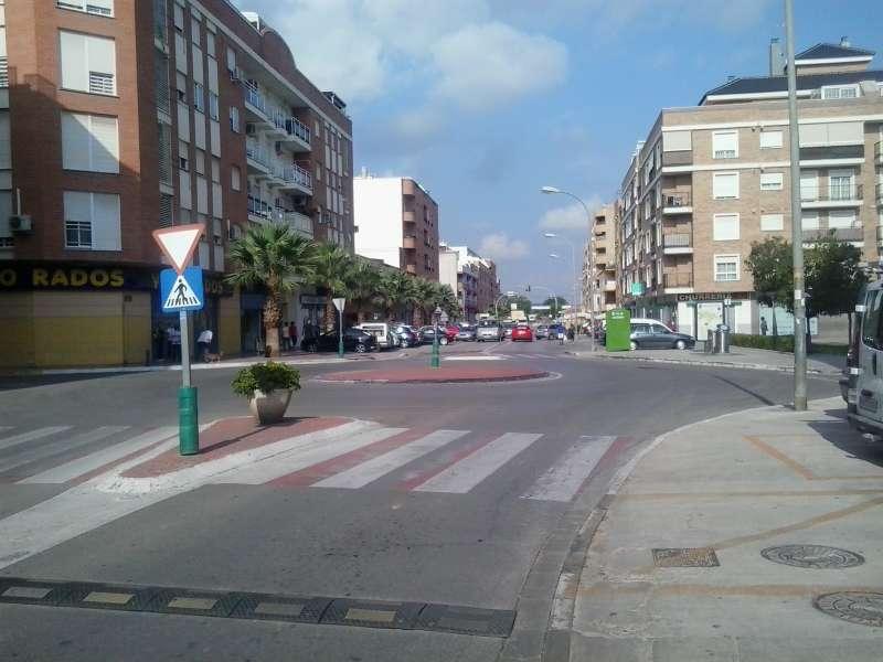 Calle principal de Riba-roja de Túria
