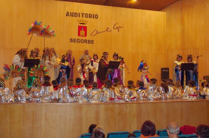 Murga en el Auditorio Municipal