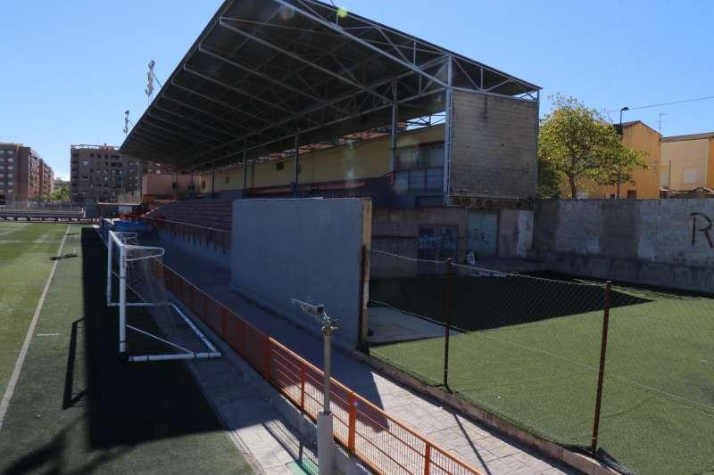 estadio de Sant Gregori