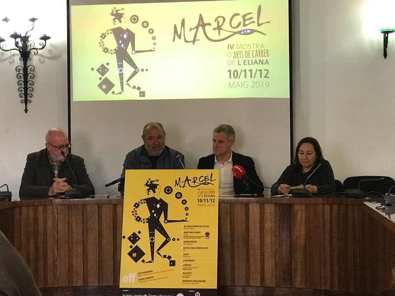 Presentación Marcel 2019. / epda