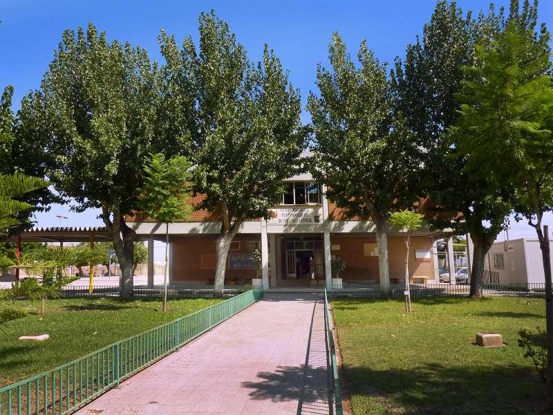 Uno de los centrso educativos de Alboraya. EPDA
