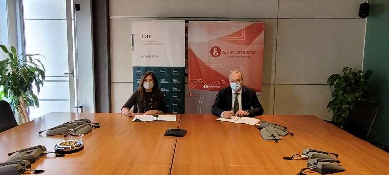 Conveniio COEV-ICAV. EPDA