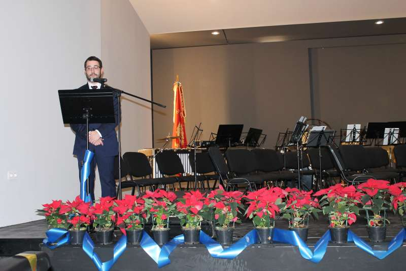 El alcalde de Algímia d
