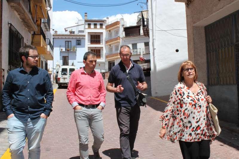 La Diputación de Valencia ayudará a Gátova con más de 100.000 euros a la elaboración de un nuevo Plan General