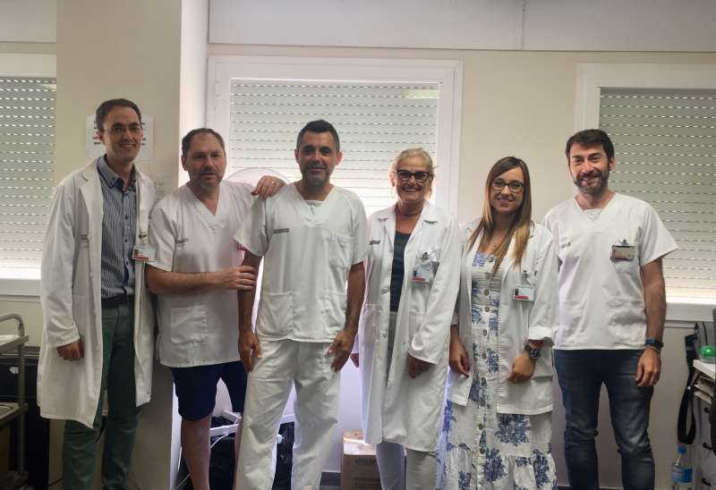 Se implanta el sistena Orion Clinic en varios hospitales. GVA