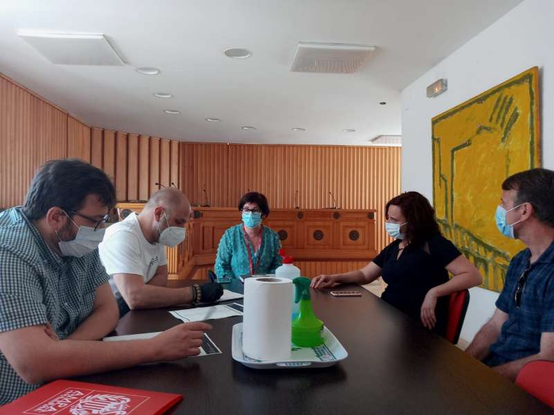 Reunión Artística, Armónica y Ayto Buñol