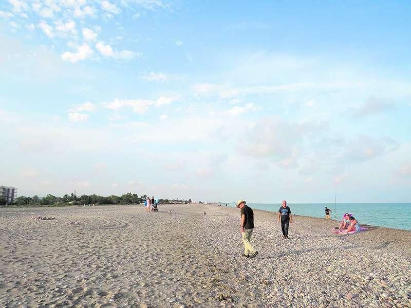 Playas del norte de Sagunt. EPDA