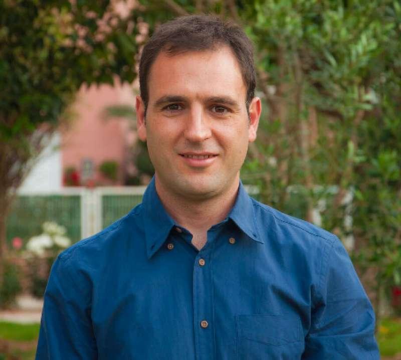 El edil socialista Ismael Gimeno. EPDA