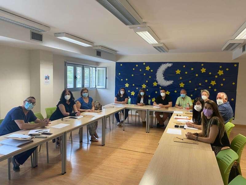 Reunión informativa del proyecto Xarxa Salut.