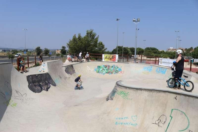 Skatepark de Albal. EPDA