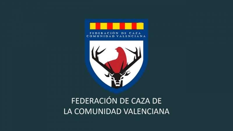 Logo de la Federación de Cazadores de la Comunidad Valenciana