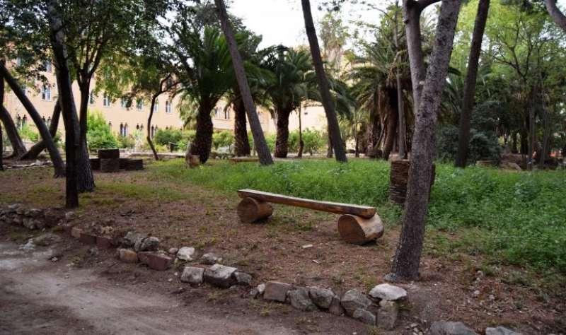 Jardín de la Dehesa de Burjassot