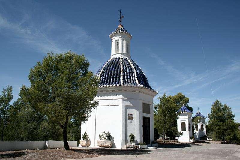Ermita Virgen de los Dolores. EPDA.