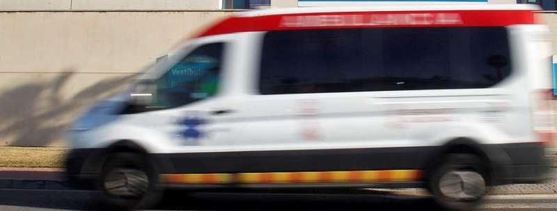 Foto archivo ambulancia./EPDA