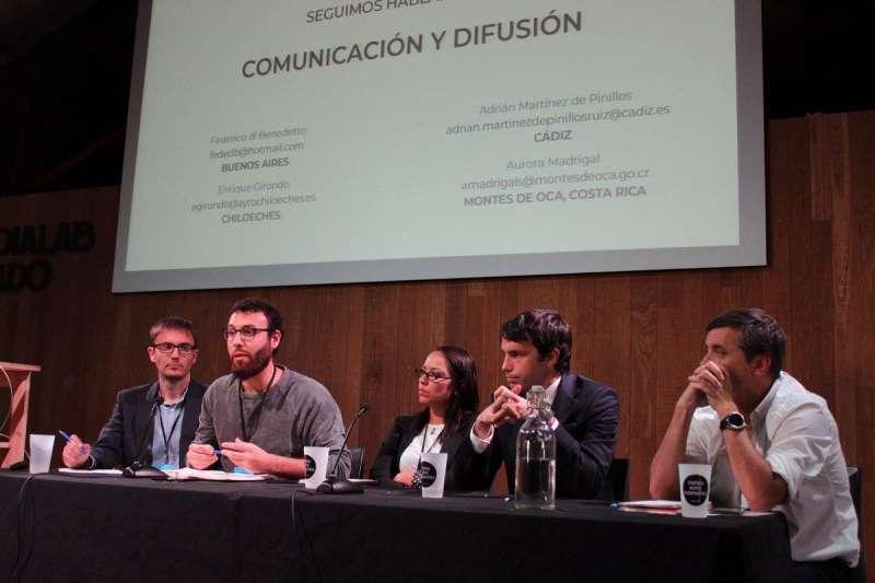 La Diputació de València presenta su modelo de portales de participación ciudadana en CONSULCon17. EPDA
