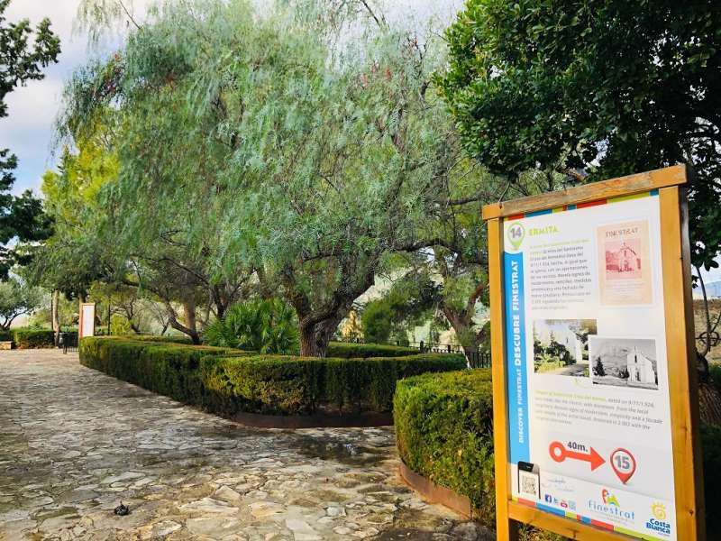 Castell de Finestrat/EPDA