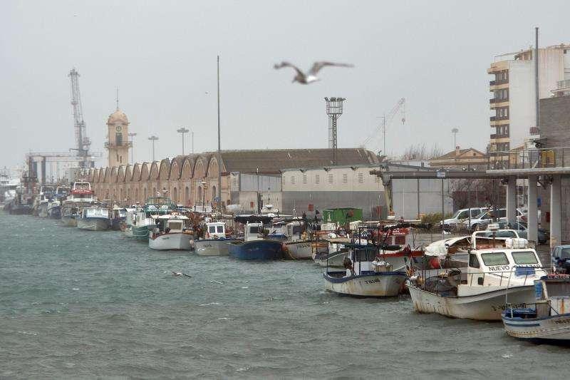 Foto archivo Puerto de Gandia
