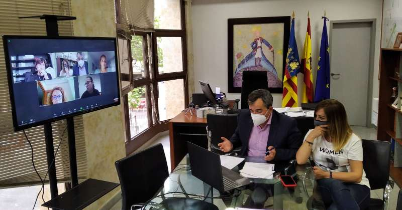 Videoconferencia/EPDA