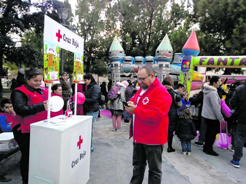 Una imagen de la Cruz Roja. / Fuente: Cruz Roja