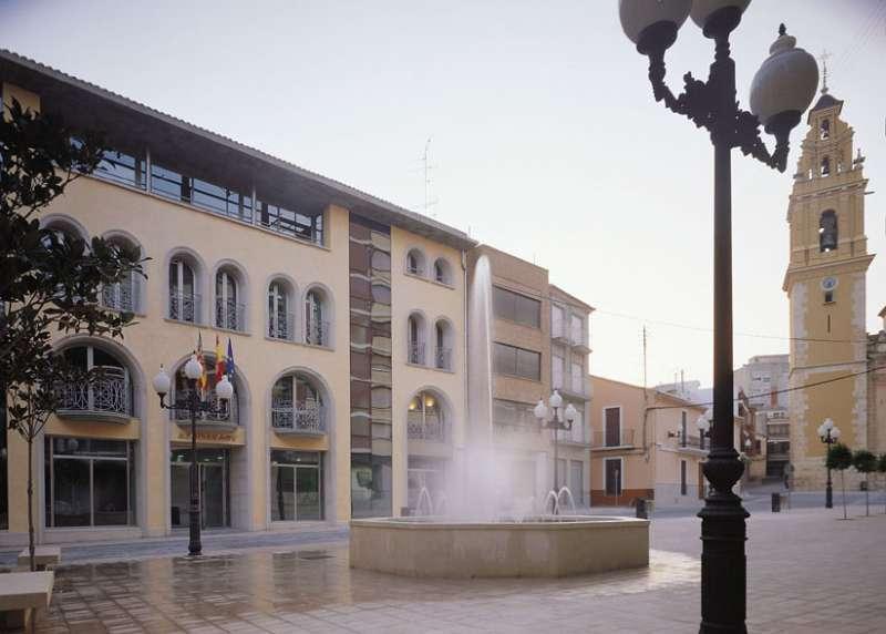 Ayuntamiento de Benaguasil. / EPDA.