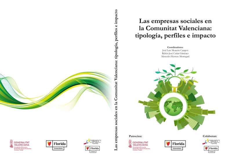 Libro ?Las empresas sociales en la Comunitat Valenciana, tipología, perfiles e impacto?.