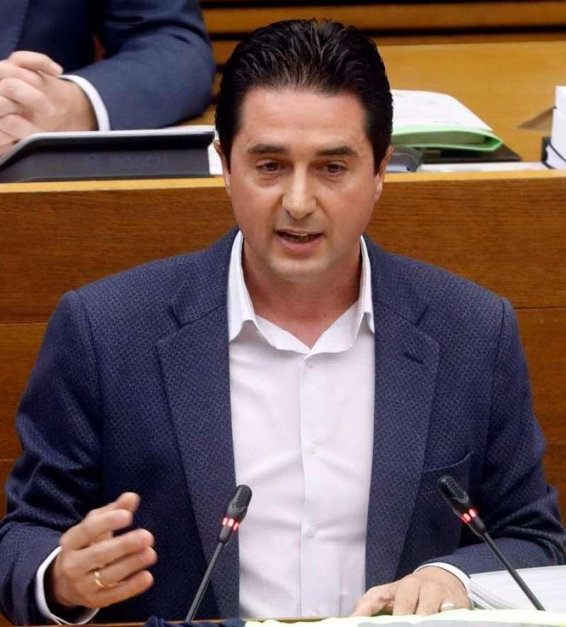 El diputado de Ciudadanos, Antonio Subiela. EFE/Archivo