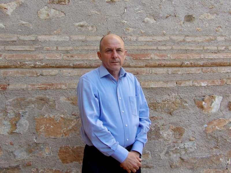 El regidor de Compromís Pep Galarza. EPDA