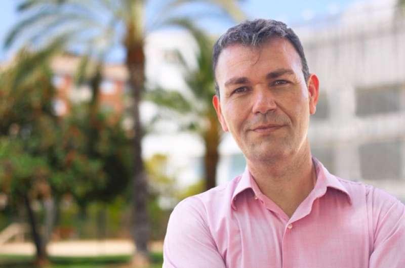 Jesús Monzó, candidato de Compromís a la alcaldía por Catarroja