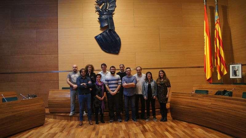 El encuentro, en el que han participado concejales de Sedaví, Anna, Serra, Navarrés, Albal y Sagunt