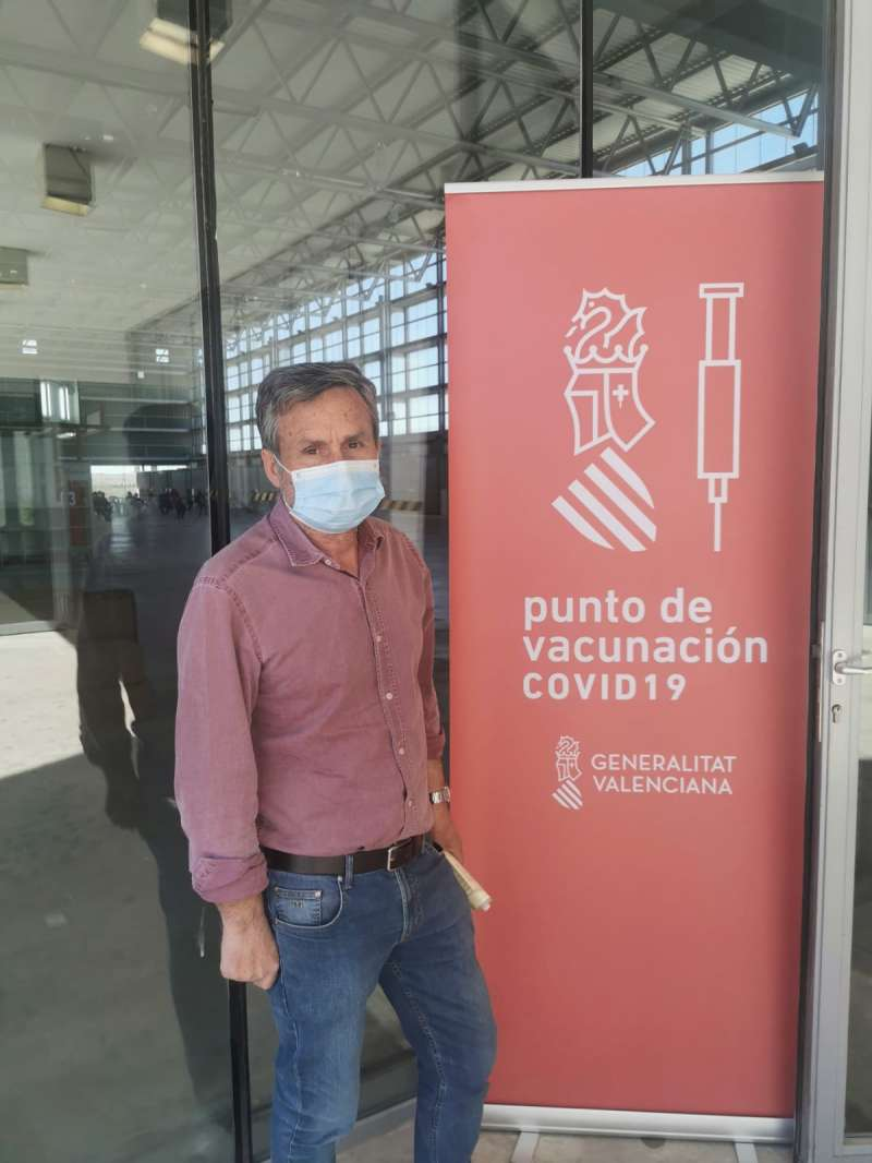 Leandro Quiles. / EPDA