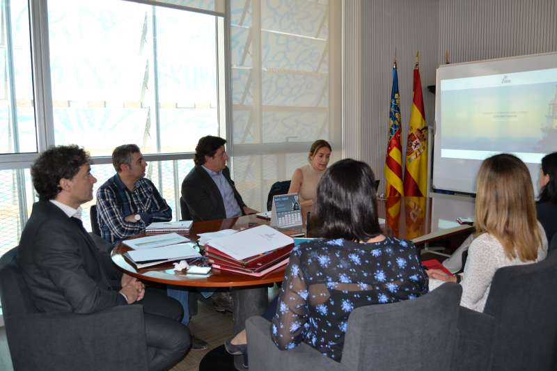 Reunión de la Agència Valenciana del Turisme.