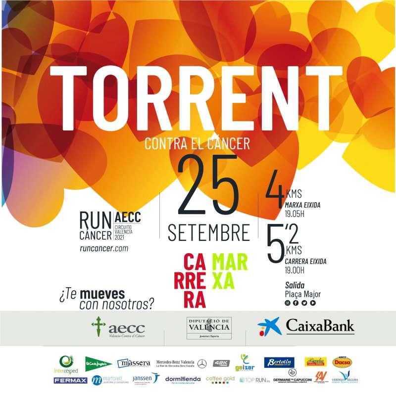 Carrera en Torrent. EPDA