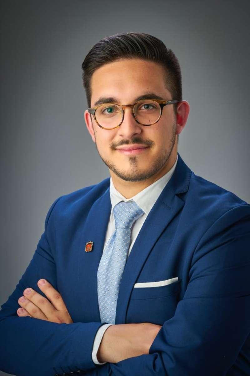 Héctor Troyano. / EPDA