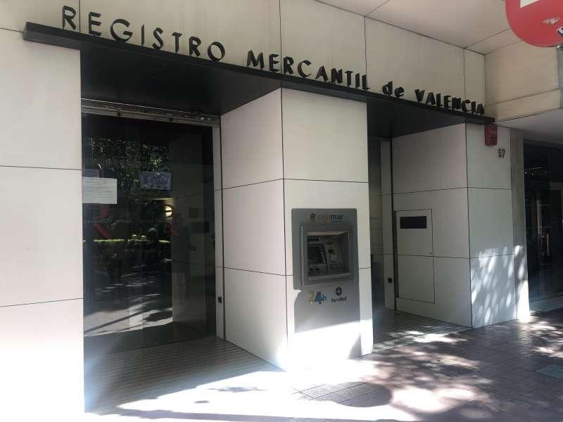 Registro Mercantil de Valencia