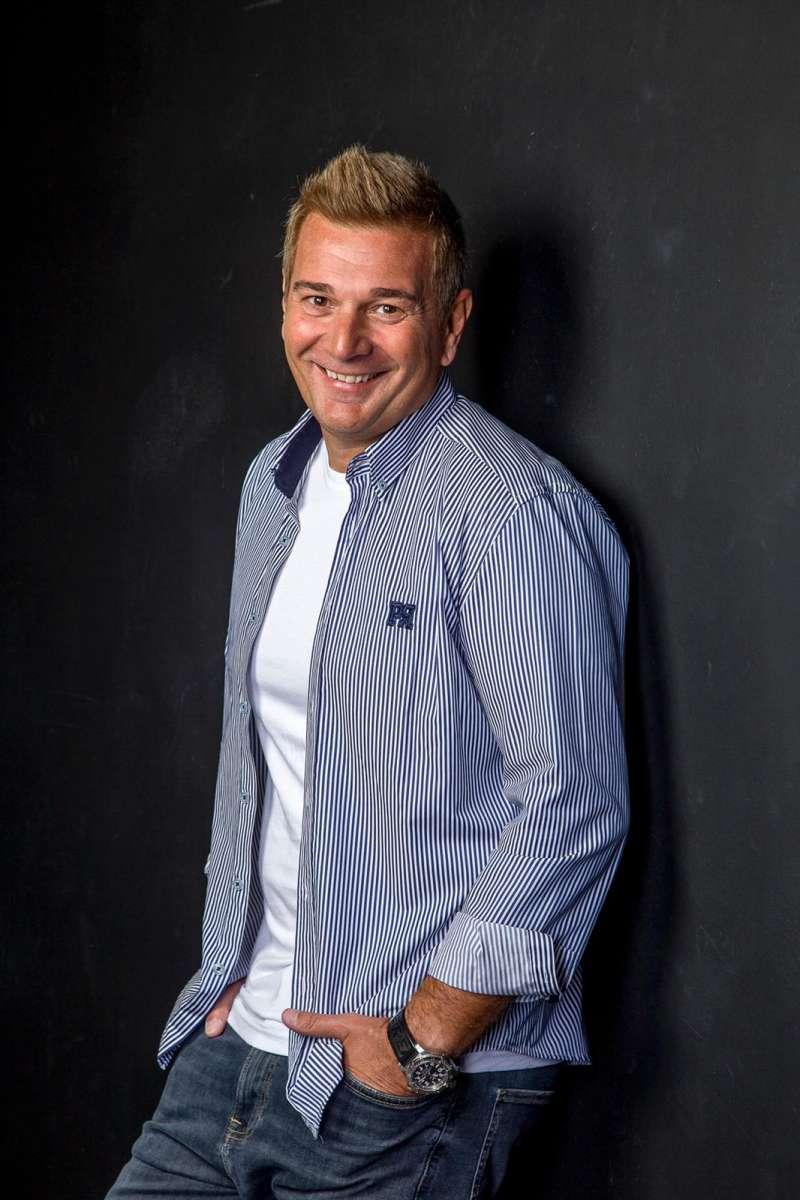 El portavoz de Ciudadanos en Gandia, Pascal Renolt.