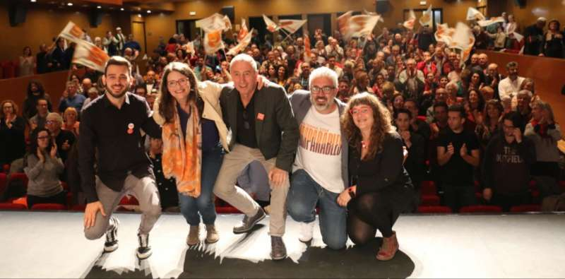 Acte Compromís per Paterna. EPDA