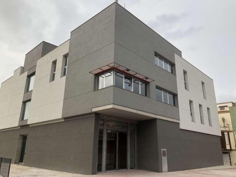 Edifici social de Santa Magdalena