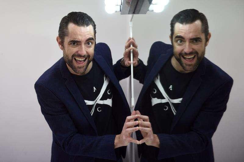 El presentador y humorista Dani Mateo. EFE/Archivo