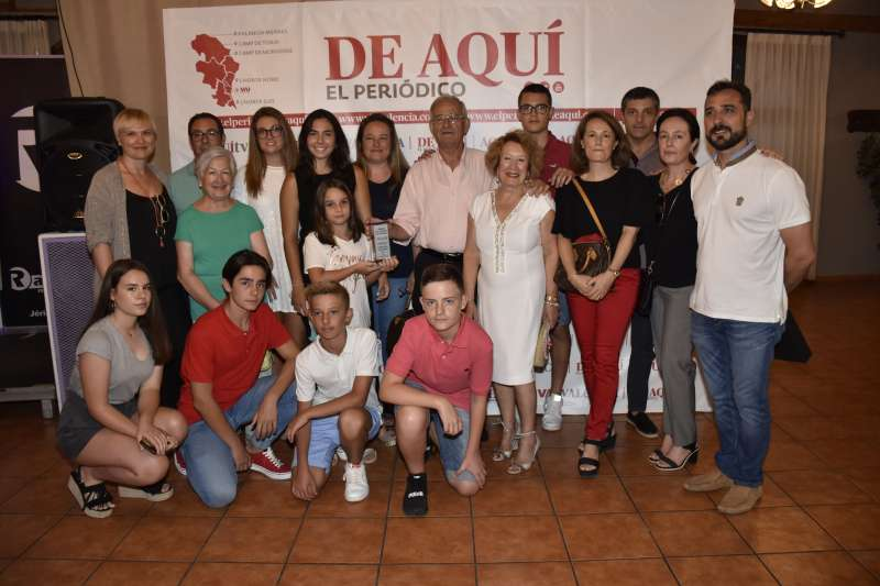Familia Álvarez Cándido