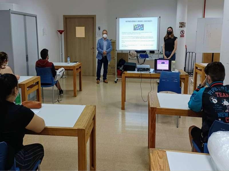 Programa de apoyo a la educación. / EPDA