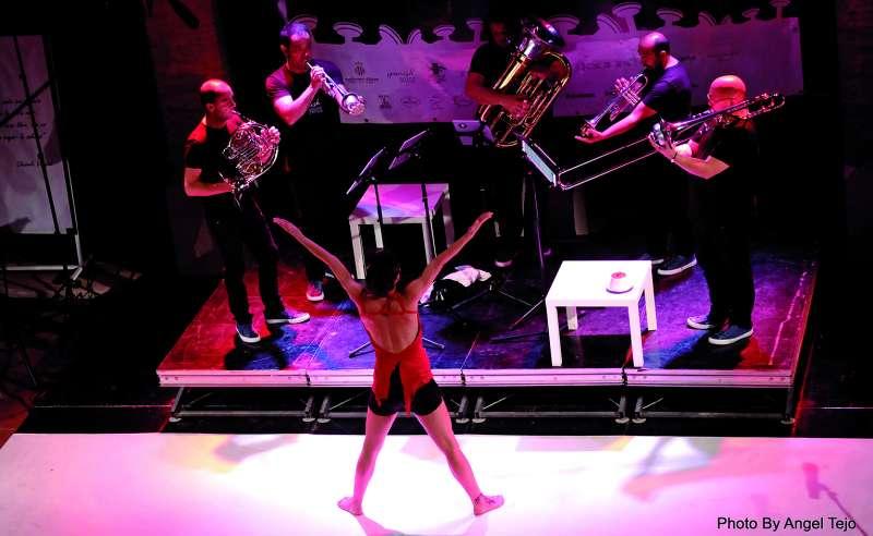 La actuación de Spanish Brass está prevista per al 26 d?octubre. / epda