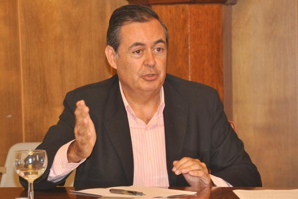 El director general del Instituto de Estudios Económicos (IEE), Juan Iranzo. Foto AVAN