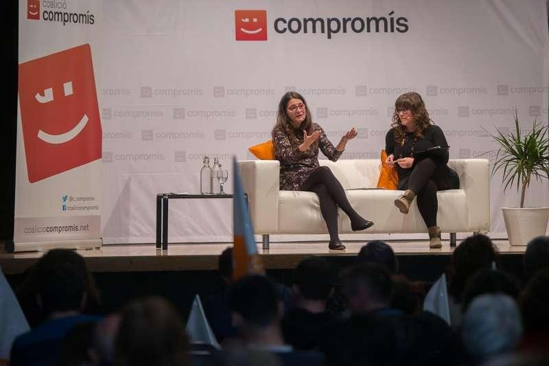 Lluna Arias i Monica Oltra. EPDA