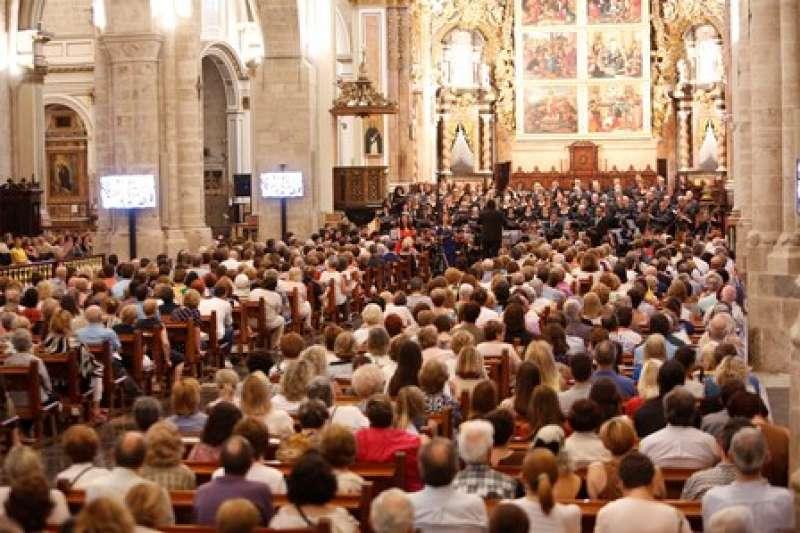 Catedral de València. -EPDA
