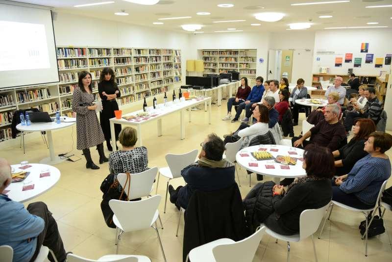 Biblioteca de Paiporta. EPDA