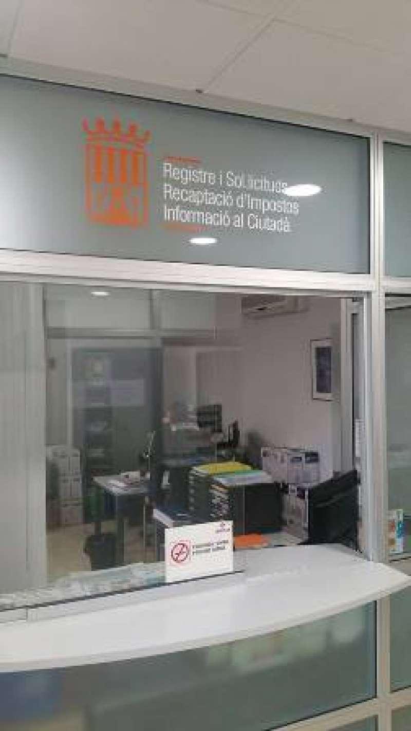 Oficines municipals de Foios. EPDA