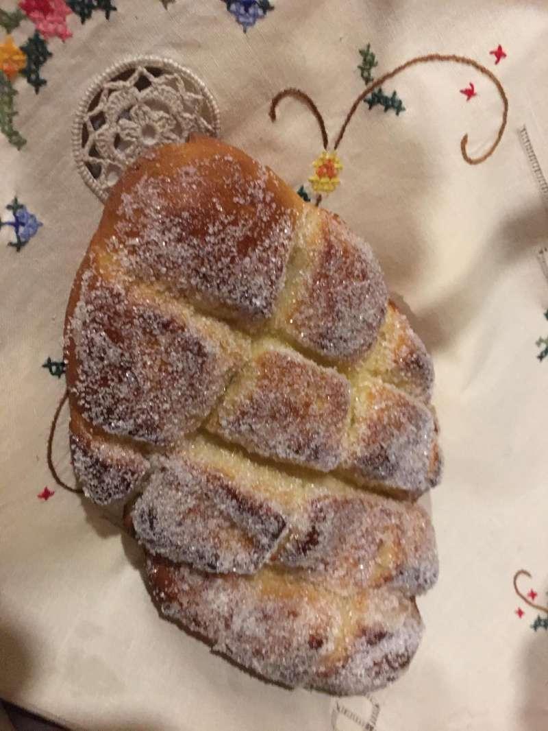 Dulce típico de Sant Blai. / JSM