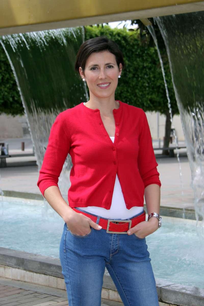 Concejala de Esquerra Unida de Alaquàs, Carol Pino
