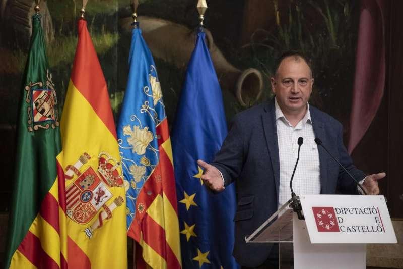 Salvador Aguilella, diputado del PP