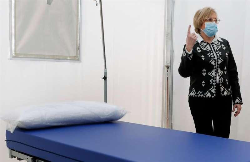 Consellera de Sanitat, Ana Barceló. EFE